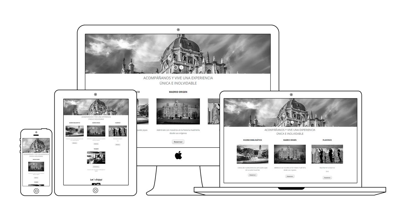 PerisTech desarrollo web