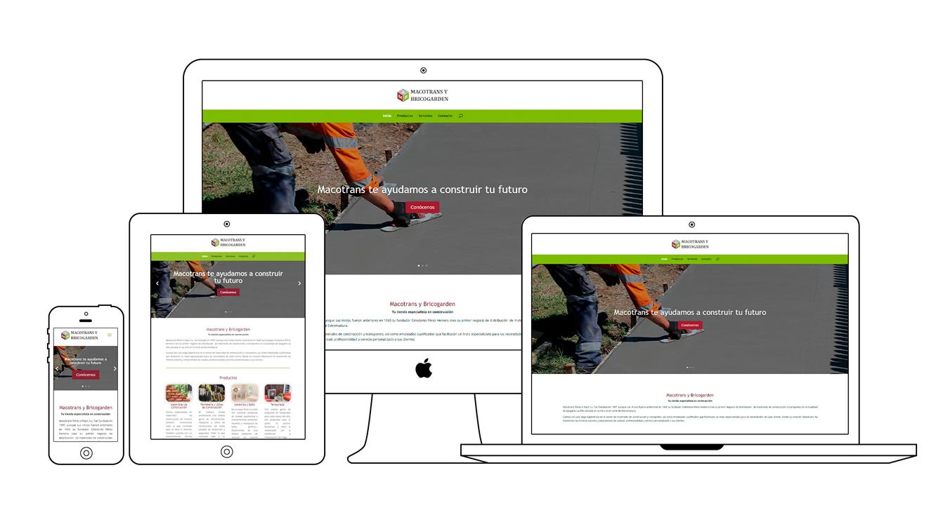 PerisTech diseño web